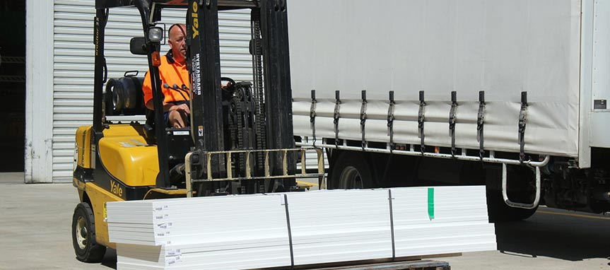 Container Loading Unloading | Third Party Logistics Provider